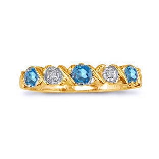 Blue Topaz Rings Blue Topaz Gemstone Rings Blue Topaz Gold