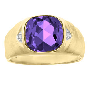 Mens Amethyst Rings Amethyst Rings For Men Mens Amethyst Rings