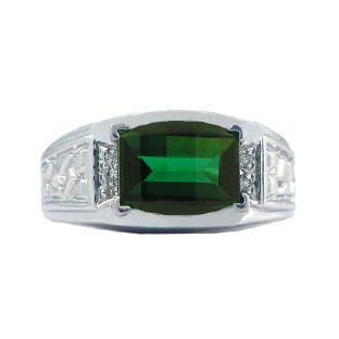 white gold jewellery white gold mens emerald rings