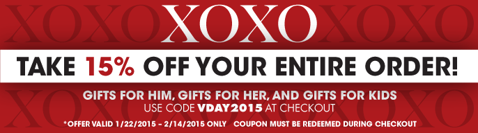 Valentines Day 2015 Jewelry Gift Ideas Him Her